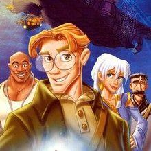 Atlantis: Das verlorene Wasserreich Malbuch
