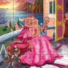 Barbie Die Prinzessin und der Popstar Victoria und ihre Freunde