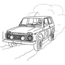 Allradfahrzeug