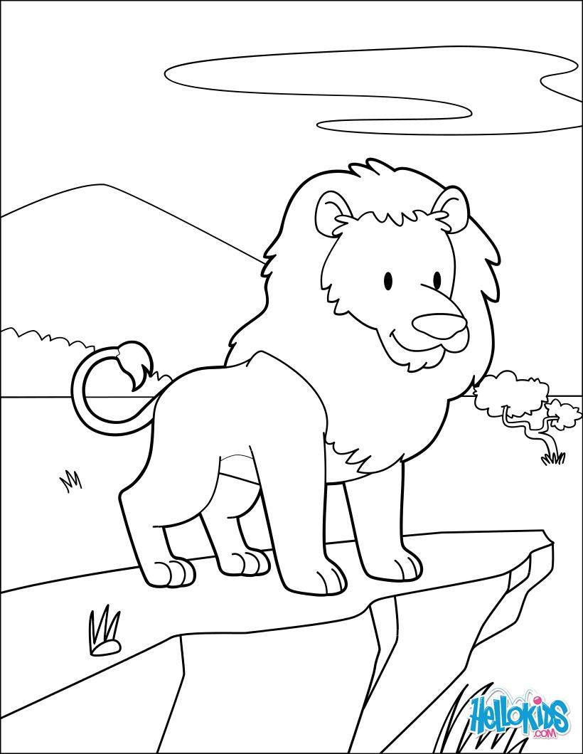 Königslöwe