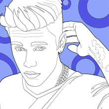 Justin Bieber und seine Tätowierung