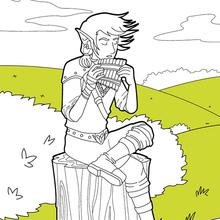 Musiker Elf