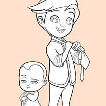 Boss Baby und Tim