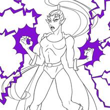 Frau Bösewicht