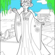 Chinesische Prinzessin