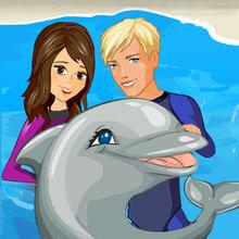 Die Delphin-Show 2