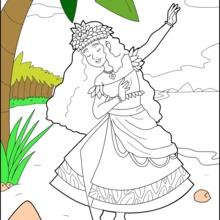 Hawaiische Prinzessin