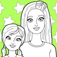 Barbie und ihre Schwester