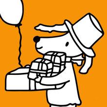 Lappa hat Geburtstag