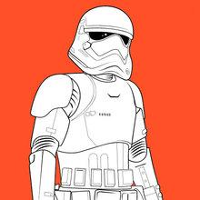 Soldat des Ersten Ordnung
