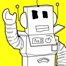 Der Roboter of Roblox