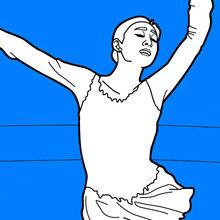Eiskunstläufer bei den Olympischen Spielen