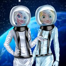 Princess Space Suit