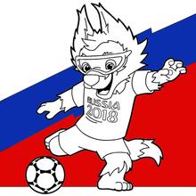 Fifa Fussball Weltmeisterschaft Zum Ausmalen Ausmalbilder