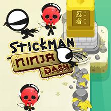 Stickman Ninja Dash