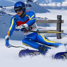 Downhill Ski