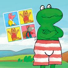 Frog Memo