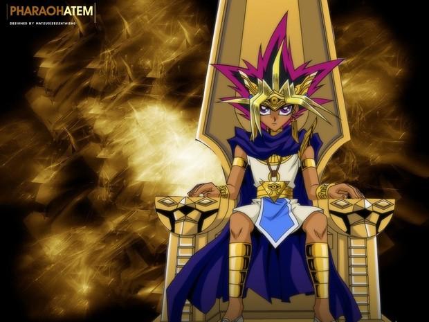 Yu Gi Oh: Atem Pharao Poster